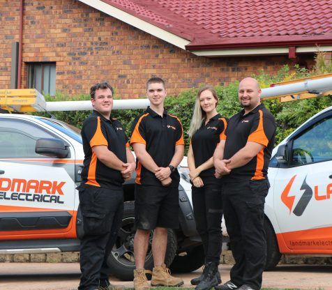 The Landmark Electrical Electricians Near Trucks In Baulkham Hills